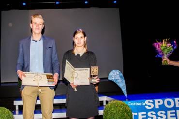 Anke uitgeroepen tot Sportvrouw van het jaar in Tessenderlo