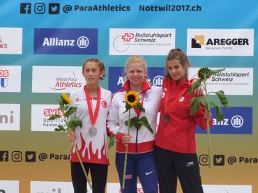 WK junioren start met brons voor Anke Sneyers