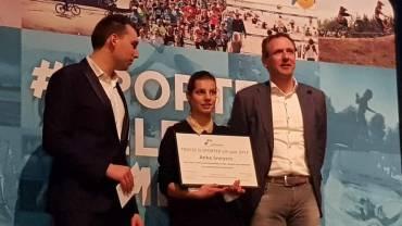 Anke G-sporter van 2017 in Lummen