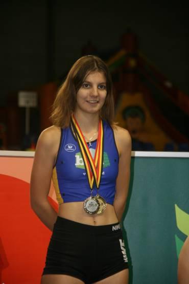 Belgisch kampioenschap indoor 2019